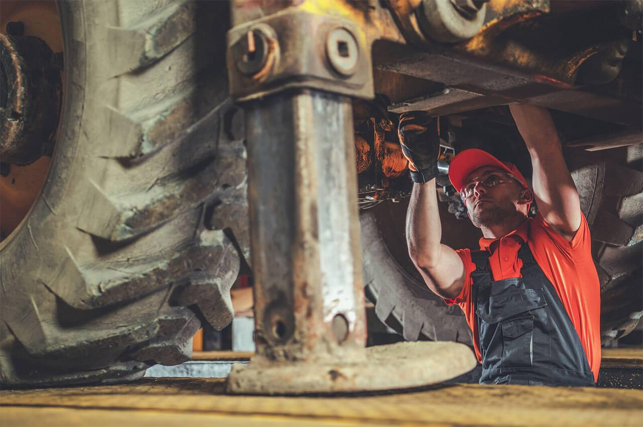 West Palm Machining and Welding Inc heavy equipment repair